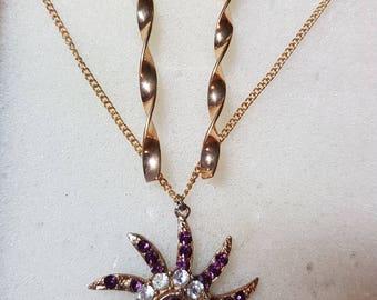 Vintage jewellery set