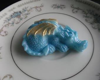 Eluska Blue Dragon Wax Melt