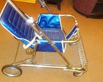 1960's Peterson Vintage Stroller