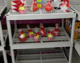Valentine bathbomb gifts