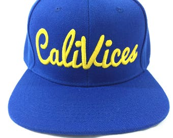 Golden State CaliVices Snap Back