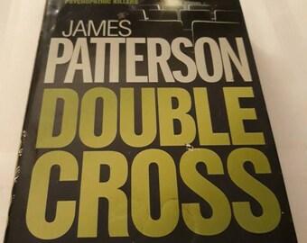 2007 Hardback Edition James Patterson Double Cross