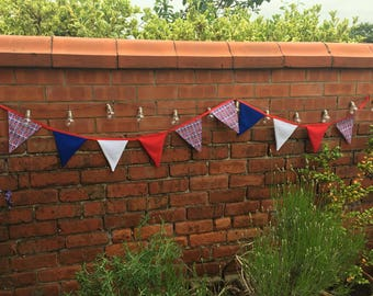 Union Jack celebration bunting