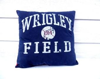Chicago baseball T-shirt Pillow