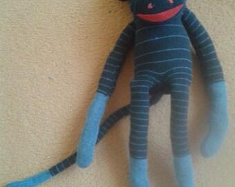 Sock Monkey doll Sock Monkey doll