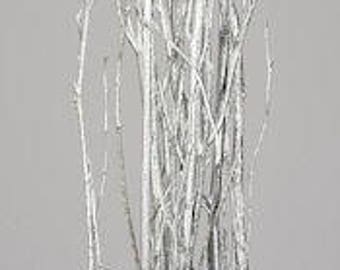 Silver Paint Birch Branches | Silver Birch | Painted Branches