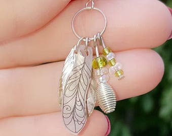 Bohemian nature earrings
