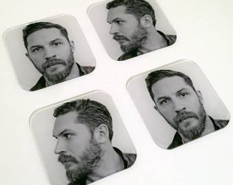 Hardy Profile KiSS Coasters