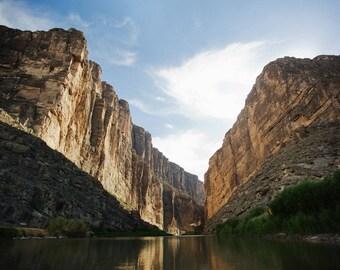 Santa Elena Canyon | Big Bend National Park, TX | Fine Art Print