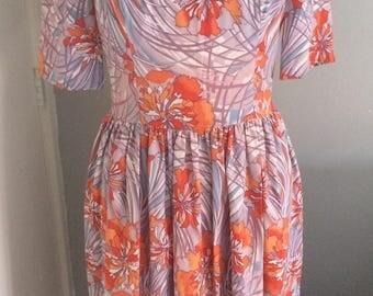Bold Vintage Dress