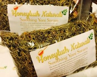 Soothing, Yoni Steam- Herbal Blend/hip bath/V Steam