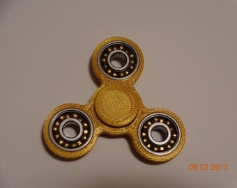 Gold Fidget Spinner