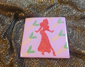 Carton Vixens: Jessica Rabbit (Who Framed Roger Rabbit?) Coaster