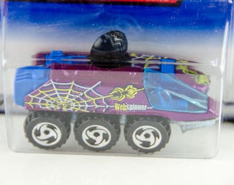 Free Hot Wheels Buggin Out Series Radar Ranger #3 of 4 1/64 Diecast