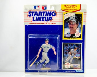 Starting Lineup 1990 Don Mattingly Action Figure New York Yankees