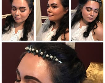 Mini Mermaid Crystal Crown