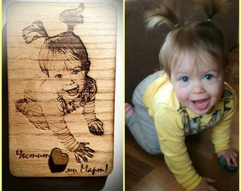 Picture on Wood