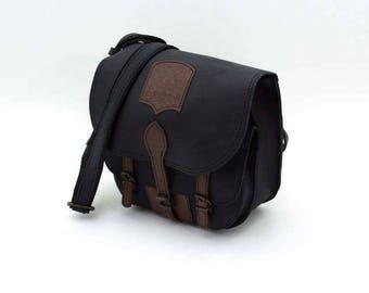 Leather Huning SHOOTING CARTRIDGE BAG