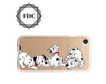 iPhone 7 case Dogs  iPhone 7 Plus Case Dalmatians, iPhone 8 case iPhone 8 Plus case, iPhone 6 / 6s / 6 Plus Case, iPhone 5s / SE / 5 Case.