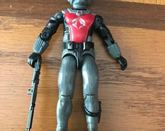 GI Joe 1985 EELS Frogman with accessories G I Joe Cobra Hasbro