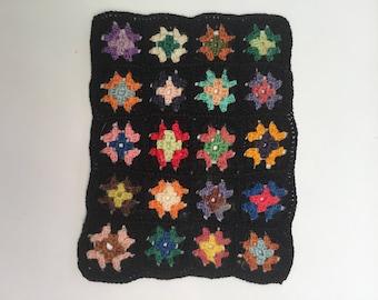 Miniature Crochet Afgan