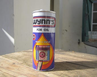 WYNNS oil can Art and Collectibles Art decor