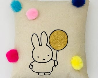 Cushion Cover: POM-POM MIFFY