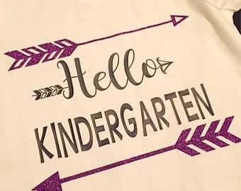 Back to school shirt!