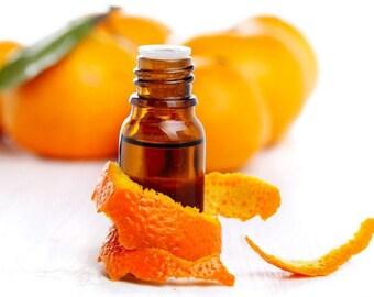 Organic Red Mandarin Essential Oil