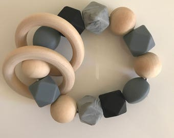 Rattle | Teething Ring