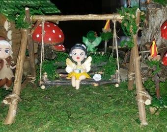 Fairy Bench Swing