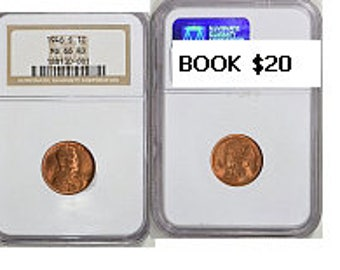 2 NGC MS66RD CENTS 1946-S 1947-D Offers Considered