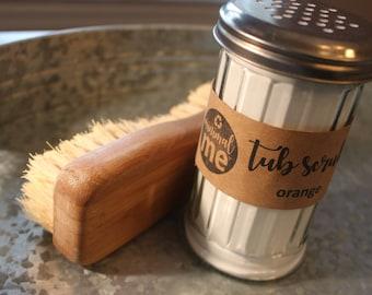 Tub Scrub - All-Natural Multi-Purpose Bathroom and Kitchen Cleaner