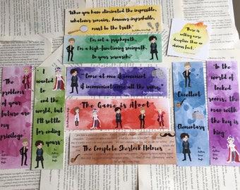 Sherlock Bookmarks