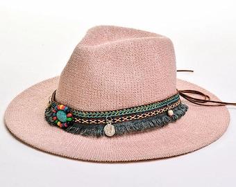 Boho Chic was 2017 Hat / / Boho Summer 2017 Hats