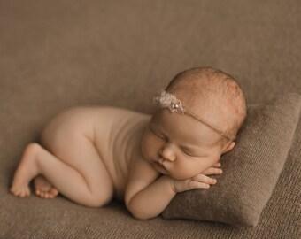 Newborn Pillow, Fabric Pillow,Newborn Photography,Fabric props,Newborn Photography Props,Newborn props for photography,Newborn posing pillow