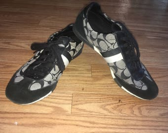 COACH shoes W size 11M / M size 9