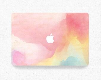 Watercolor Macbook Skin Sticker Decal
