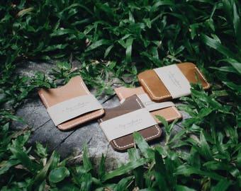 Leather Card Holder, business card holder leather, card holder, Personalised Business Card Holder, Credit card case, Thin card holder