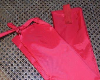 Waterproof Nylon Tie-in Tail Bags