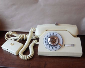The Governmental retro phone. with protection against bugging. USSR 80s year