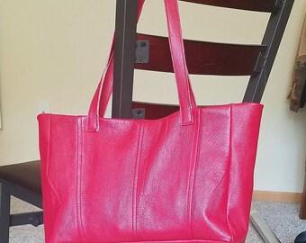 Simple Zip Bag