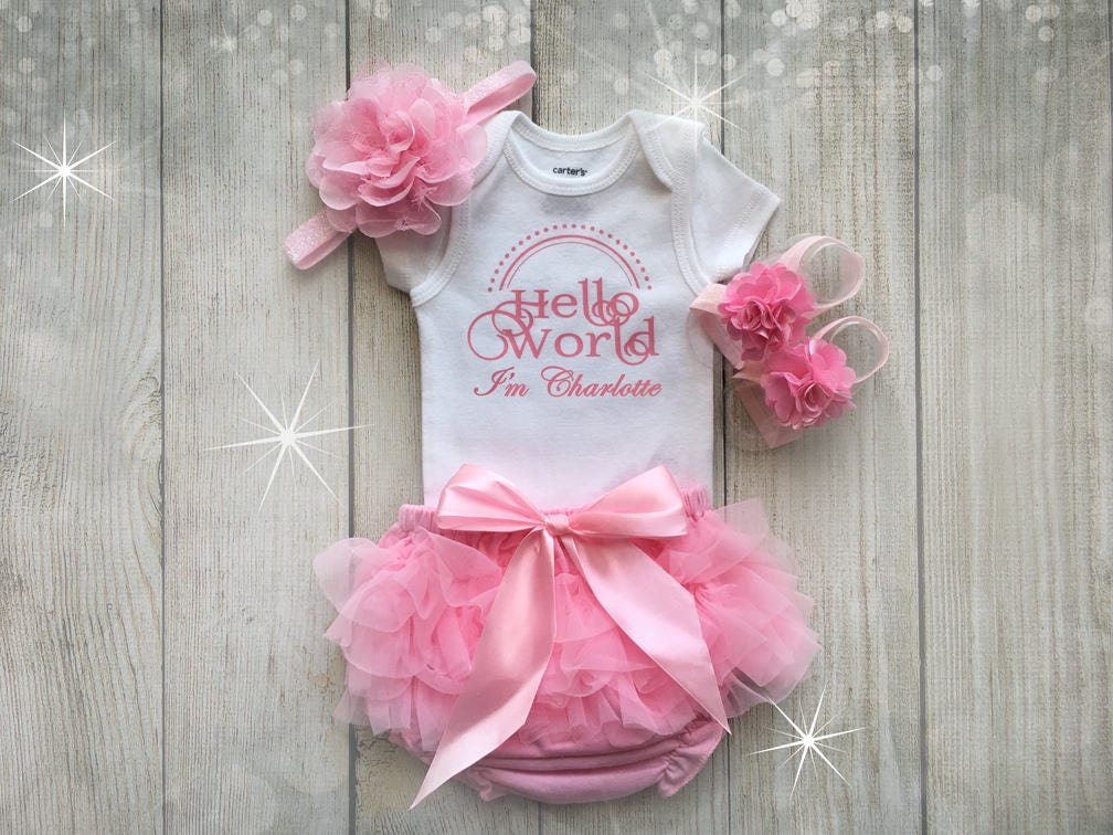 8bc9fbbf4aed Baby Girls  Clothing