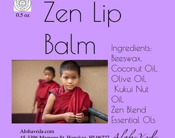 Zen Lip Balm