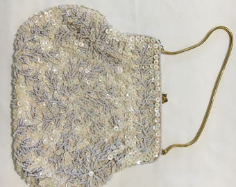 Vintage Purse, beautiful for wedding or prom