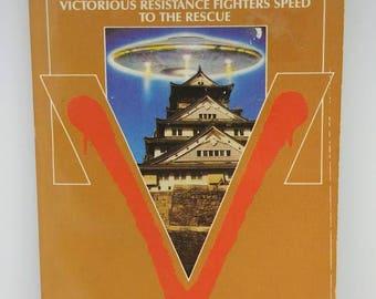 V novel follows the film