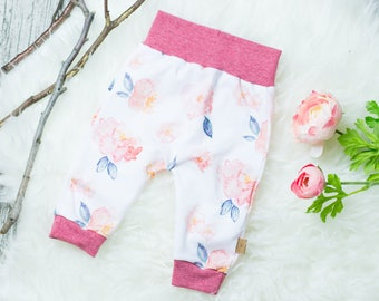 Baby bloomers * watercolor flowers *.