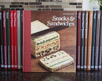 The Good Cook - Snacks & Sandwiches