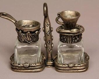 Silvie Goldmark  Salt and Pepper Set