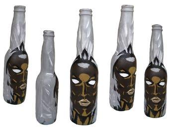 X-Men Storm Painted Bottle